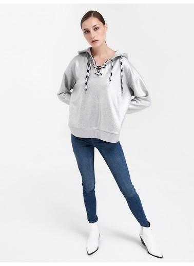 Ipekyol Sweatshirt Gümüş